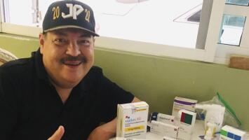 Julio Preciado sufre infección en los testículos y despierta el nerviosismo de sus seguidores