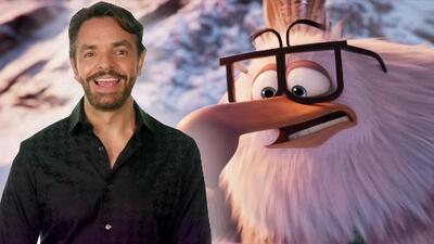 Eugenio Derbez te invita a divertirte con este adelanto de su nueva película 'The Angry Birds Movie 2'