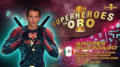 Superhéroes de Oro: El eterno, el histórico, Andrés Guardado liquida a Canadá