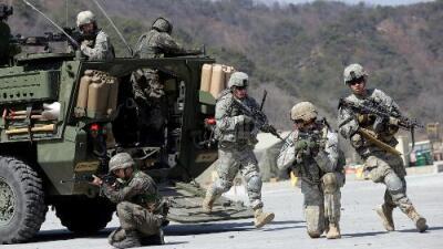 Trump ordena al Pentágono que considere reducir tropas en Corea del Sur, según The New York Times