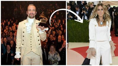 'Hamilton' ahora también es ícono fashionista (gracias a Sarah Jessica Parker)