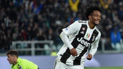 Juan Guillermo Cuadrado quiere seguir en la Juventus