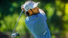 El golfista mexicano Abraham Ancer logró su primer hoyo en uno