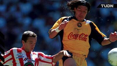América vs. Chivas: Iván Zamorano recordó la bronca del Superclásico del 2002
