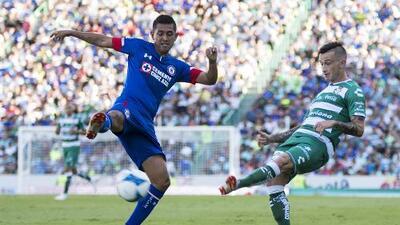 Cómo ver Cruz Azul vs. Santos Laguna en vivo, por la Liga MX 16 febrero 2019