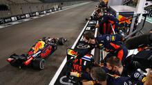Victoria de Max Verstappen en el Gran Premio de Abu Dhabi