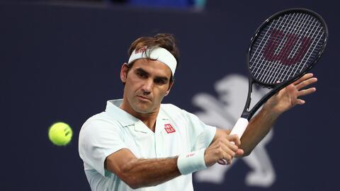 """Roger Federer: """"Se trata de ganar títulos y manejar la vida"""""""