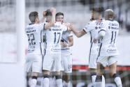 Montejano y Funes Mori lucen en el once ideal de la J2 de la Liga MX