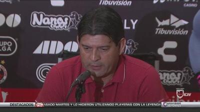 """Saturnino Cardozo sobre Veracruz: """"Me gustan estos desafíos"""""""