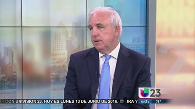 El alcalde de Miami-Dade habla de la seguridad tras la masacre del club Pulse