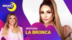 La Bronca se confiesa con Evelyn Sicairos en El Break de las 7