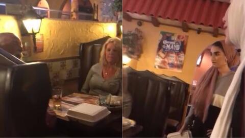 'Chicago en un Minuto': dos jóvenes musulmanas recibieron insultos racistas en un restaurante mexicano en Hickory Hills