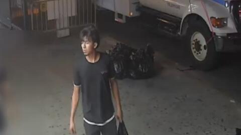 Autoridades buscan al sospechoso de intentar violar a una mujer en un callejón