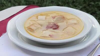 Cómo cocinar sopa de ajo Castellana
