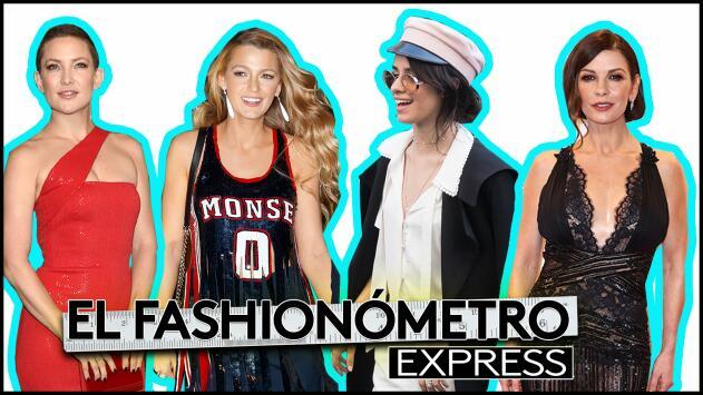 El Fashionómetro: los looks de estas famosas dejaron 'perturbados' a nuestro escuadrón de la moda y tienes que ver por qué