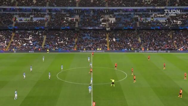 Solomon y Gündogan pusieron los goles del Manchester City vs. Shakhtar Donetsk