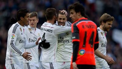 Varane jugaría por Sergio Ramos en un Real Madrid mermado sin Danilo, James ni Gareth Bale