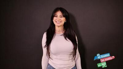 Carla Medrano pide milagros para el año nuevo