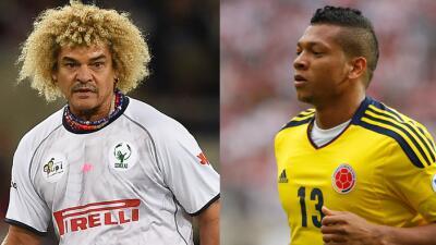 """Valderrama dice que a Guarín """"le faltaron hue..."""" como capitán de Colombia"""