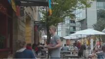 """""""Un alivio para los restaurantes"""": más personas podrán comer al aire libre en Filadelfia"""