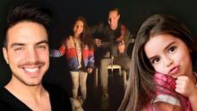 Vadhir Derbez se recupera de la traición de una ex cantando a dúo con su hermana Aitana