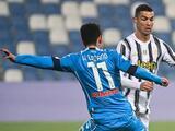Hirving Lozano y Cristiano Ronaldo, un choque debe que esperar