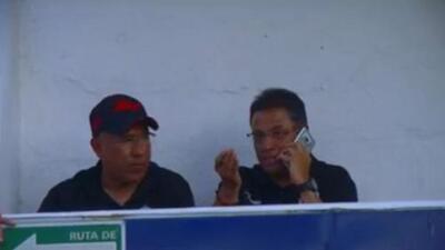 Lobos BUAP utilizó un celular para recibir instrucciones desde un palco en el estadio Azul