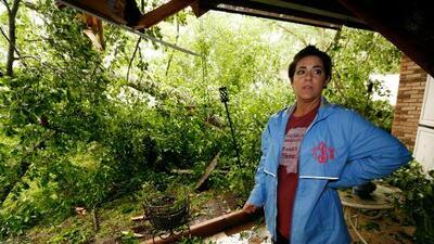 Una tormenta deja 3 muertos en el sur de EEUU y sigue su paso hacia la Costa Este