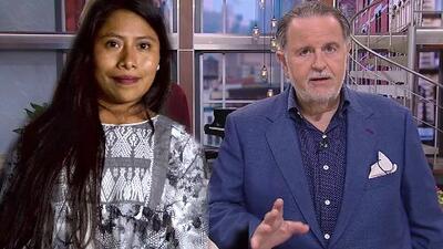 Raúl de Molina le pide a Yalitza Aparicio que se olvide de ser maestra y aquí sus razones