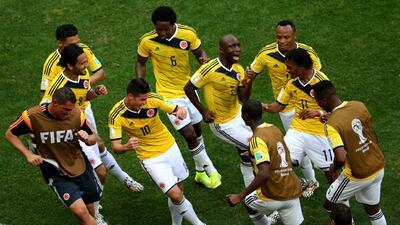 Copa América Centenario 2016: La selección de Colombia baila pura salsa choke