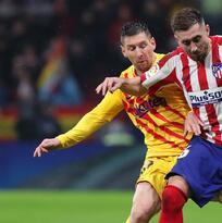 """Héctor Herrera: """"Por algo el Barcelona tiene al mejor del mundo"""""""