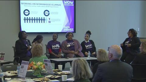 'Wow', el programa que busca fomentar el liderazgo de las mujeres en grupos minoritarios en Chicago