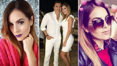 Esto es lo que sabemos de Jackie Sauza, la mujer que le robó el corazón a Adrián Uribe