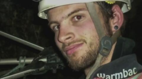 Buzo que participó en el rescate de los 12 niños en Tailandia tuvo que ser rescatado de una cueva en Tennessee