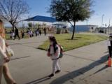 Estudiantes del Distrito Unificado de Madera regresan al aula tras un año de enseñanza virtual