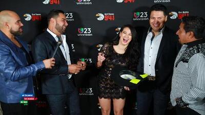 Carla Medrano y Alan Ramírez por poco se besan a causa de un reto