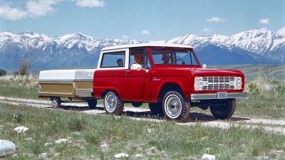 Historia visual de la Ford Bronco