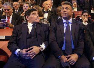 De estrellas al Diego: los mejores elogios de figuras del mundo a Maradona