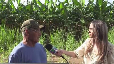 Agricultor logró un arresto civil cuando intentaban robarle en su propia finca en Aguada