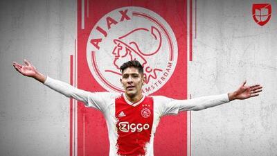Oficial: Edson Álvarez es flamante fichaje del Ajax de Ámsterdam