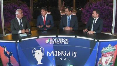 ¡Opinión! ¿Tomó ventaja Tottenham al llegar con anticipación a Madrid para la Final de Champions?