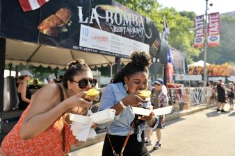 Marca tu calendario que pronto arranca el festival, Taste of Chicago