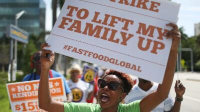 Legisladores de Florida vivieron 'la lucha diaria' de sobrevivir con el salario mínimo