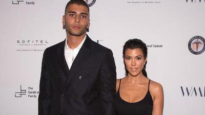 Kourtney Kardashian y su novio causan polémica por foto sexy en Instagram