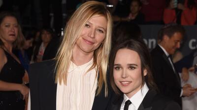 Ellen Page presenta en público a su novia surfista