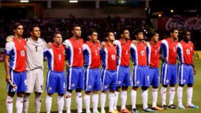 Costa Rica anunció la lista de 23 convocados al Mundial de Brasil