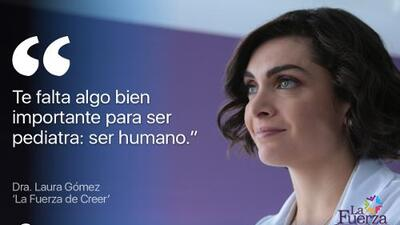 La Fuerza de Creer | Laura Gómez cambiará tú manera de ver el mundo en La Fuerza de Creer