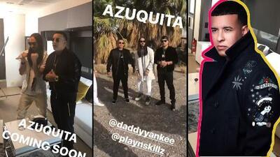 Sabemos dónde estaba Daddy Yankee mientras Luis Fonsi recogía los premios de ambos por 'Despacito'