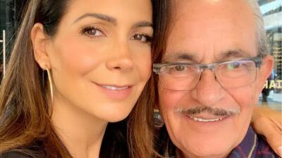 Hallan muerto en un carro en México al padre de la cantante Patricia Manterola