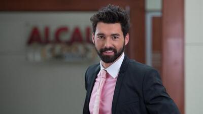 Gonzalo Peña es Federico Villegas